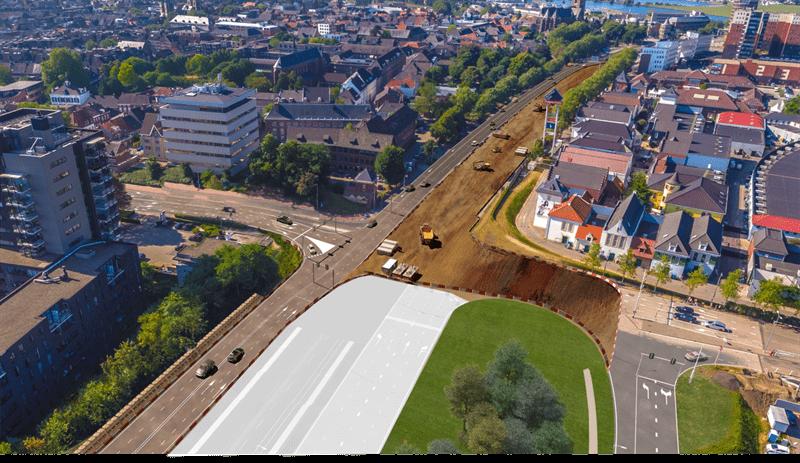 Fasewisselingen project N280 Roermond