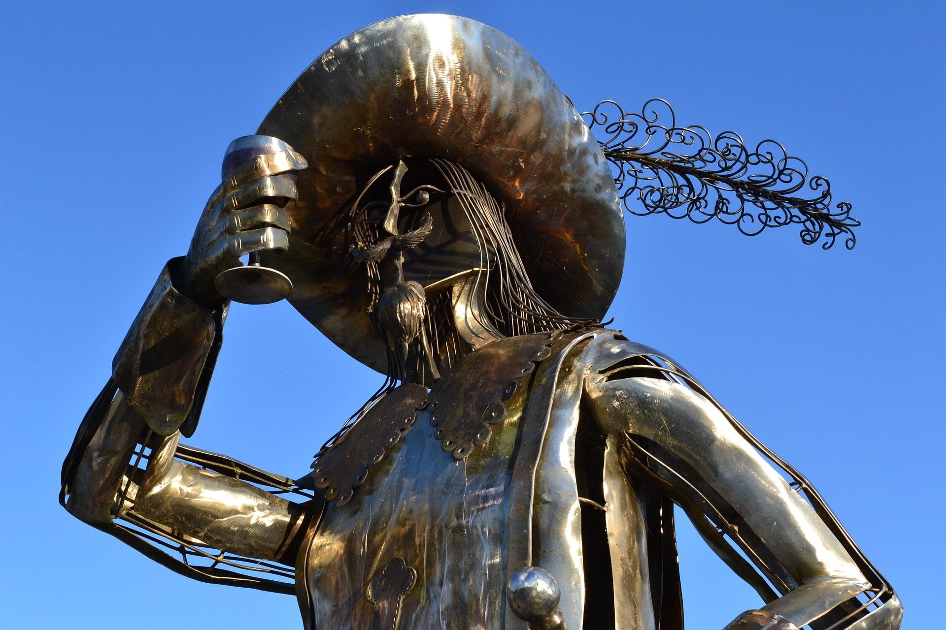 Column: Wat kunnen we leren van de musketiers?