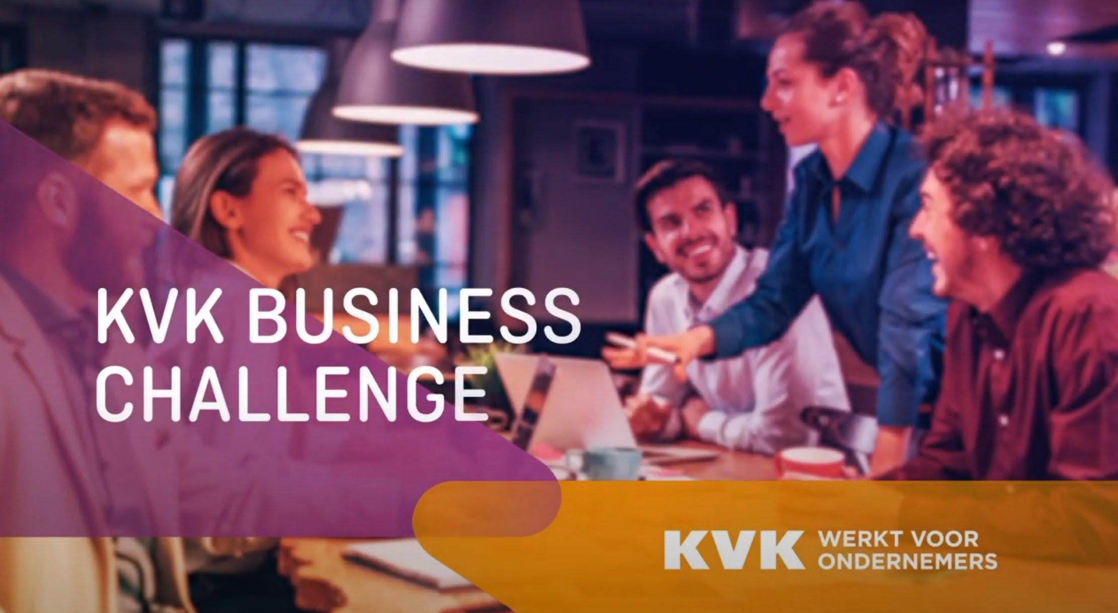 Doe en denk mee met de KvK Business Challenge van Laudy Bouw!