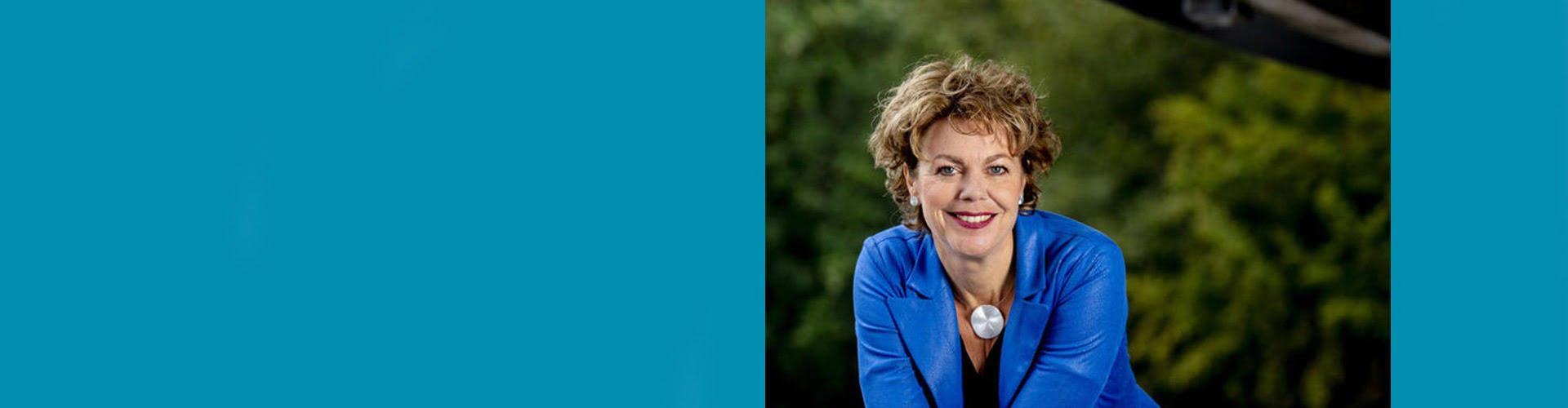 Meet the President met Ingrid Thijssen