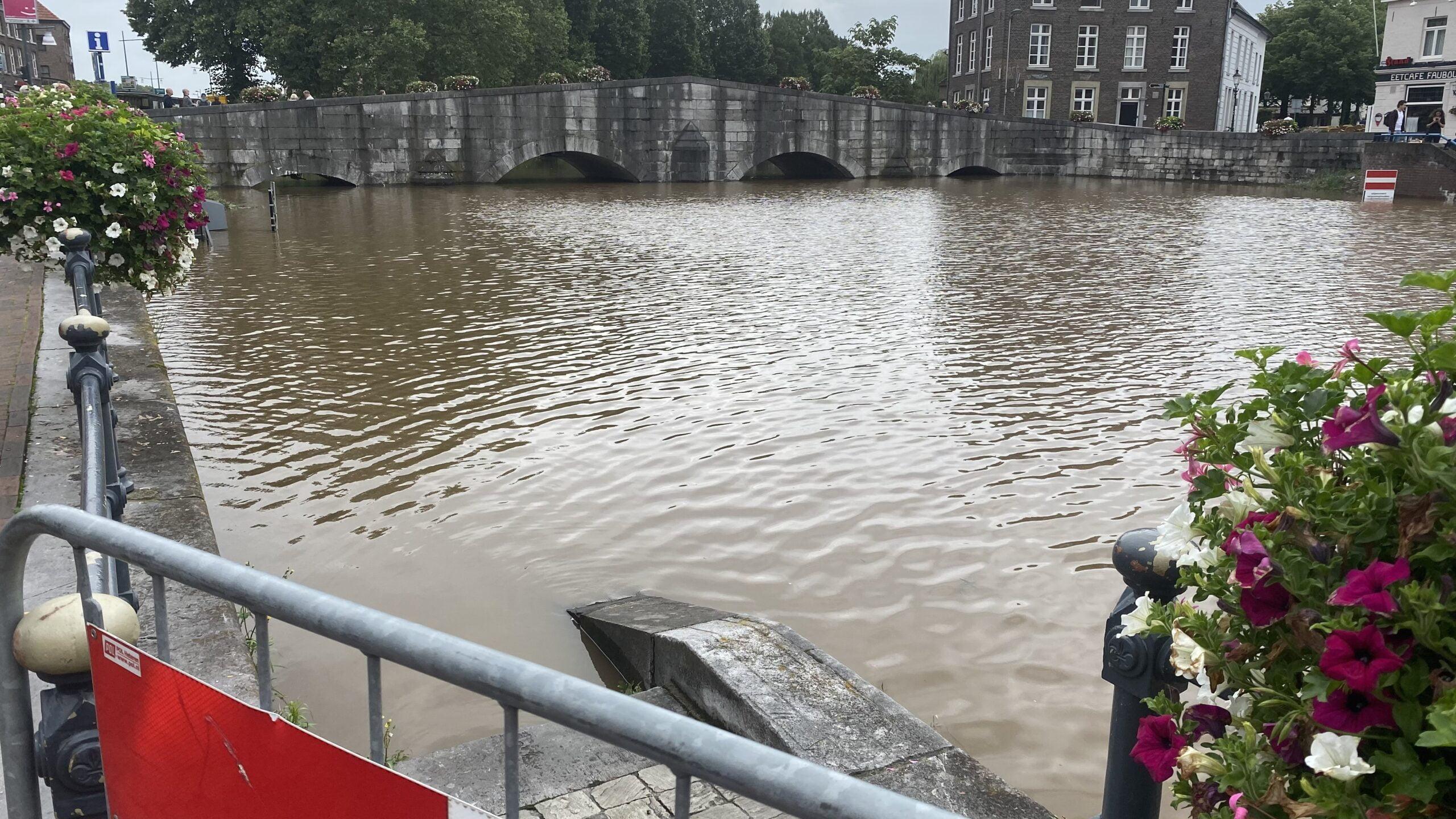 LWV pleit voor aparte regeling schade wateroverlast Limburg